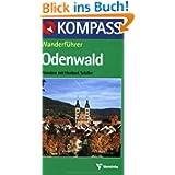 Kompass Wanderführer, Odenwald