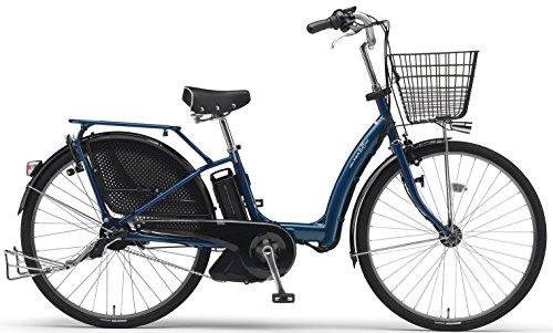 YAMAHA(ヤマハ) PAS Raffini L 電動自転車 26インチ 2015年モデル [8.7Ahリチウムイオン電池、トリプルセンサーシステム、急速充電器付] ダークエメラルド PM26RL