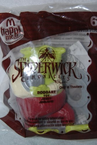 McDonalds Happy Meal The Spiderwick Chronicles Boggart #6