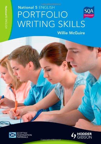 English: Portfolio Writing Skills (Scottish Examination Materials)