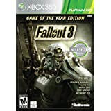 Fallout 3: Game of The Year Edition (Xbox 360) ~ Bethesda