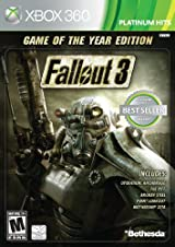 Fallout 3: Game of The Year Edition  Xbox 360