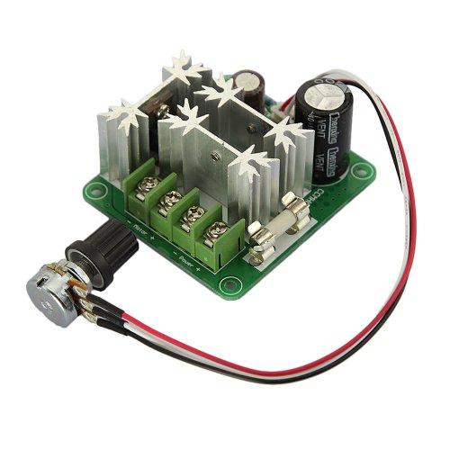 Tabstore Dc 6V-90V 15A 1000W 16Khz Pulse Width Pwm Motor Speed Regulation Controller 0-100% Duty Cycle Adjustable
