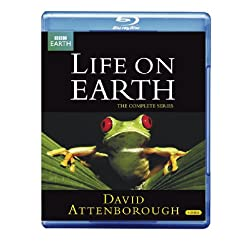 Life on Earth [Blu-ray]
