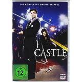 """Castle - Die komplette zweite Staffel [6 DVDs]von """"Nathan Fillion"""""""