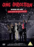 Where We Are: Live From San Siro Stadium [DVD] [2014] [NTSC]