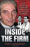 Tony Lambrianou Inside the Firm