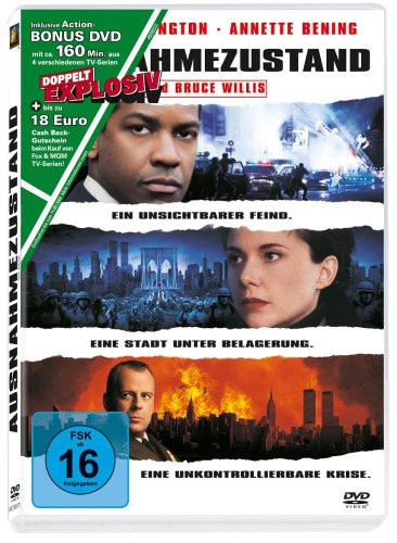 Ausnahmezustand (+ Bonus DVD TV-Serien)