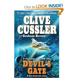 Devil's Gate (The Numa Files 9) - Clive Cussler, Graham Brown