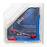 plus12: Fuß- und Innenschuhmessgerät, Millimeterskala (von Größe 18-45 ... -