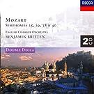 Britten / Mozart - Grandes symphonies