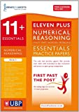 11+ Essentials Numerical Reasoning Practice (Multi-part Worded Problems) Book 2 for CEM Tests (First Past the Post) (11 + Essentials (First Past the Post))
