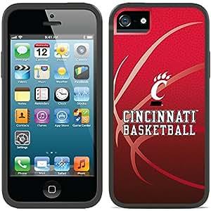 Coveroo CandyShell Card Case for iPhone 5/5s - University of Cincinnati Basketball