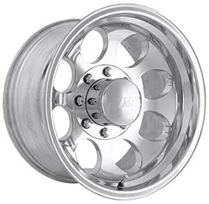"Mickey Thompson Classic II Wheel with Polished Finish (17x9""/8x170mm)"