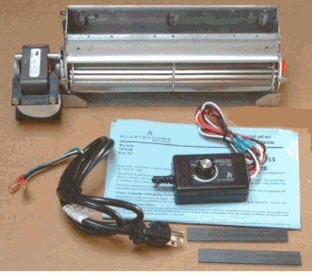 Black Friday Heatilator Heat N Glo Factory Oem Fireplace Blower Kit Gfk4b Cyber Monday