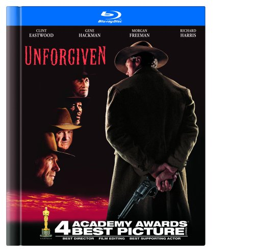 Cover art for  Unforgiven [Blu-ray Book]