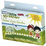 Johnsons 24692 Indoor Cress Garden Kit for Little Gardeners - Multi-Colour