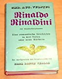 Rinaldo Rinaldini, der Ruberhauptmann