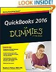 QuickBooks 2016 For Dummies (Quickboo...