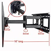 Videosecu Tilt Swivel Tv Wall Mount 32 55 Lcd Led