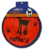 Westminster Pet Products Westminster Ruffin It Flying Saucer Asst Colors