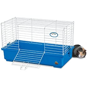 Super Pet My First Home Guinea Pig Habitat, Medium