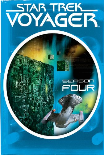 Cover art for  Star Trek Voyager - The Complete Fourth Season