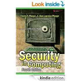 Security in Computing (4th Edition)