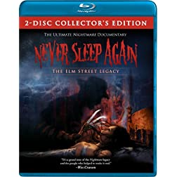 Never Sleep Again: The Elm Street Legacy [Blu-ray]