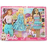 Barbie Fahionistas All Dolled up Baked Goods Fashion Pack