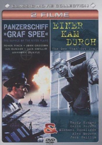 Panzerschiff Graf Spee / Einer kam durch [2 DVDs]