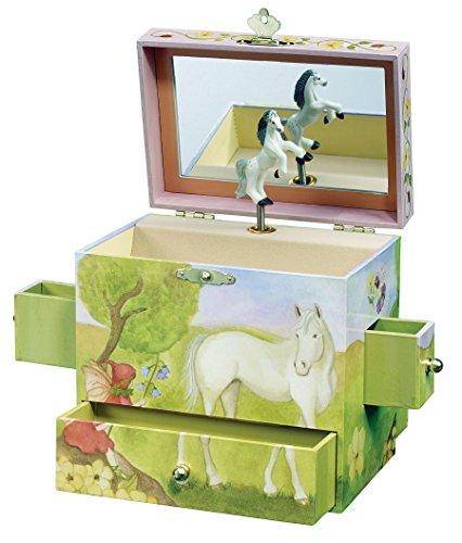 Enchantmints Horse Fairy Music Box