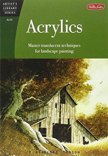 Acrylics (Artist's Library)