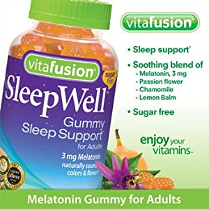 vitafusion SleepWell, 250 Gummies