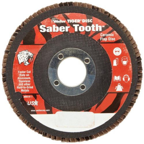 Shark SDP701    7-Inch by 0.125-Inch by 5//8-11 Depressed Center Wheel with Grit-24