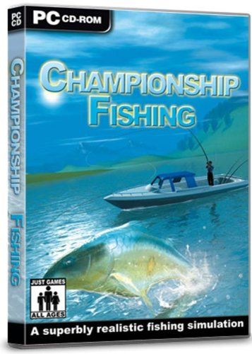 Just Games Champion Fishing (PC CD)