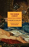 Book cover for The Human Comedy: Selected Stories