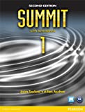 Summit 1 Student Book with ActiveBook and Workbook Pack (2nd Edition)