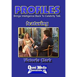 PROFILES Featuring Victoria Clark