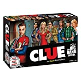 Clue: The Big Bang Theory (Color: Multiple)