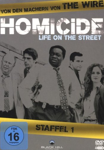 Homicide - Life on the Street, Staffel 1 [4 DVDs]
