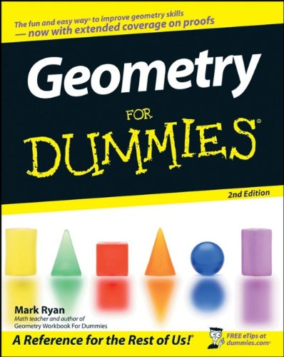 Geometry For Dummies front-460890