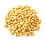 Anna and Sarah Soybeans Roasted & Unsalted in Resealable Bag, 1 Lb