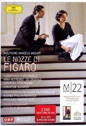 Le nozze di Figaro (Mozart 22, Salzburger Festspiele 2006) [DVD] [Import]