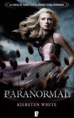 Portada del libro Paranormal de Kiersten White
