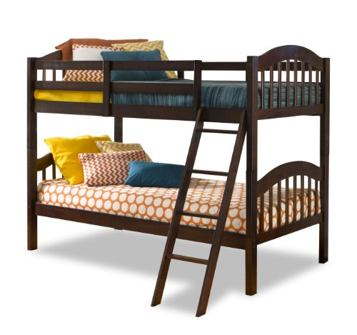 Purchase Stork Craft Long Horn Bunk Bed, Espresso