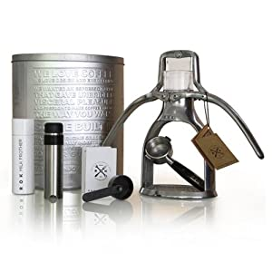 ROK Manual Espresso Maker from Importika