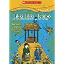 Tikki Tikki Tembo...and more stories to celebrate Asian Heritage