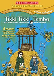 Tikki Tikki Tembo...and more stories to celebrate Asian Heritage