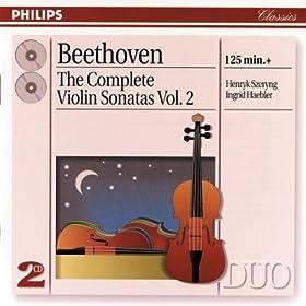 Beethoven: Sonata for Violin and Piano No.7 in C minor, Op.30 No.2 - 4. Finale (Allegro)